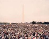 Washington Monument Rally